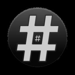 Hash Icon