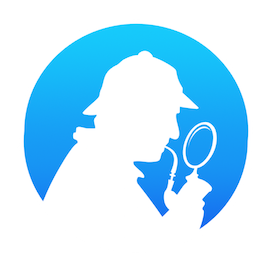 Review Sherlock Icon