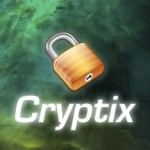 Cryptix encodes, decodes, compress, decompress, encrypts, decrypts files, datas, texts.